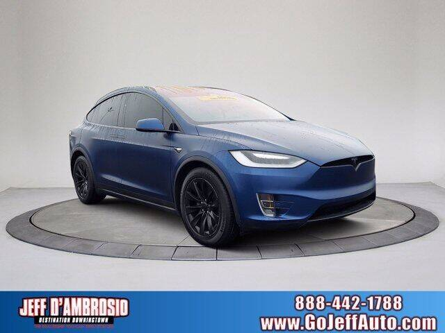 2017 Tesla Model X for sale at Jeff D'Ambrosio Auto Group in Downingtown PA