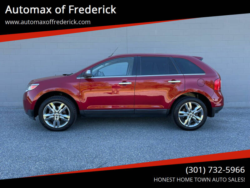 2013 Ford Edge for sale at Automax of Frederick in Frederick MD