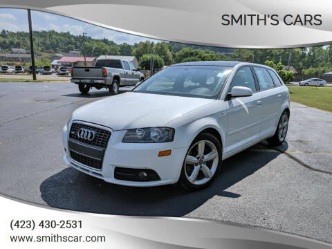 2008 Audi A3 for sale at Smith's Cars in Elizabethton TN