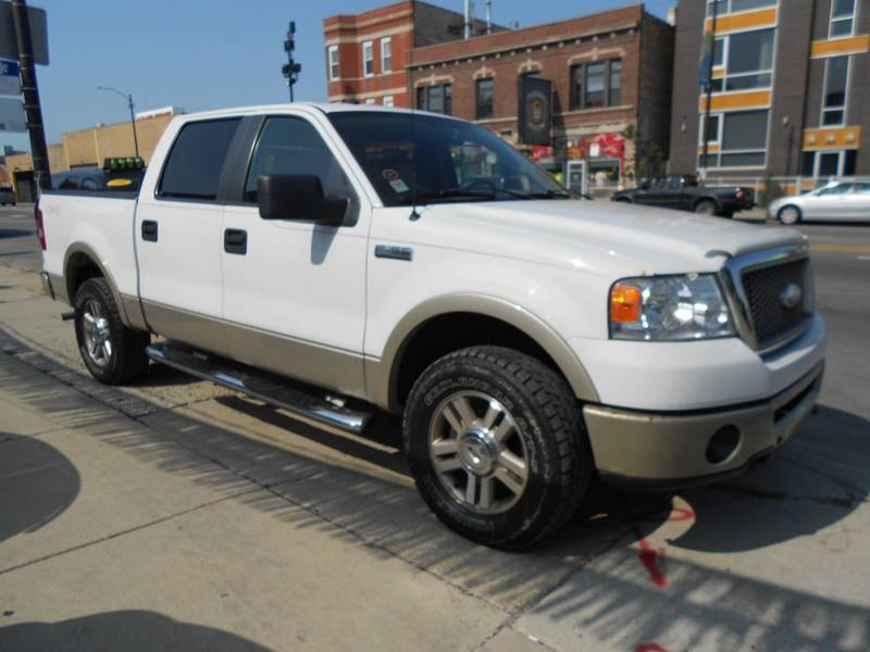 2007 Ford F-150 for sale at Metropolitan Automan, Inc. in Chicago IL