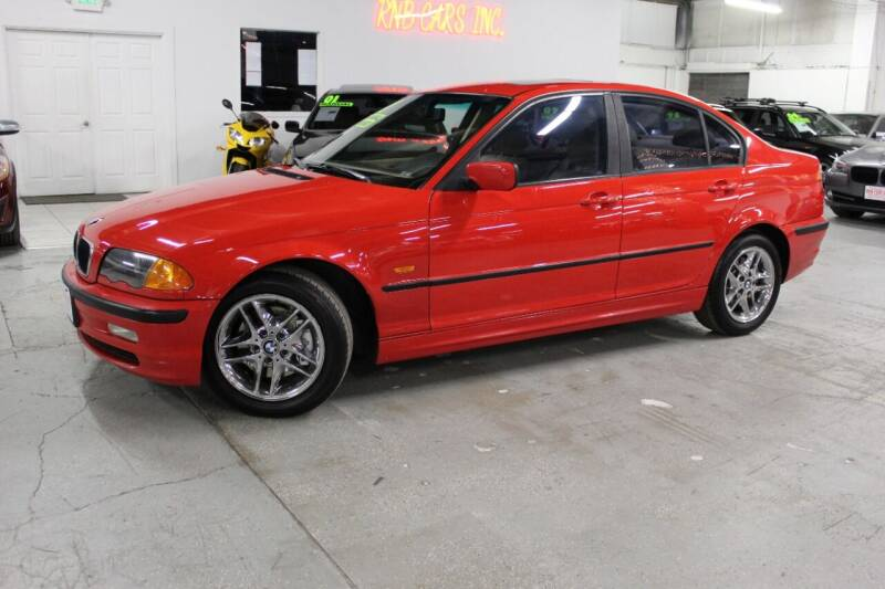 2001 BMW 3 Series for sale at R n B Cars Inc. in Denver CO