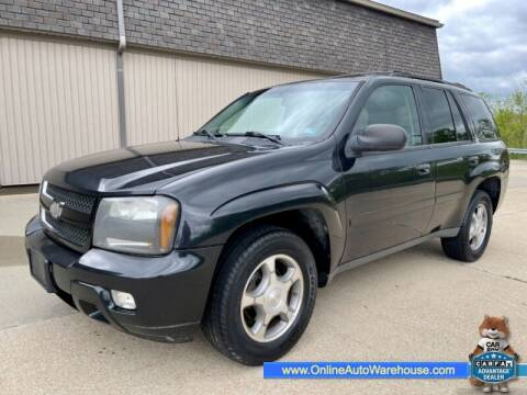 2009 Chevrolet TrailBlazer for sale at IMPORTS AUTO GROUP in Akron OH