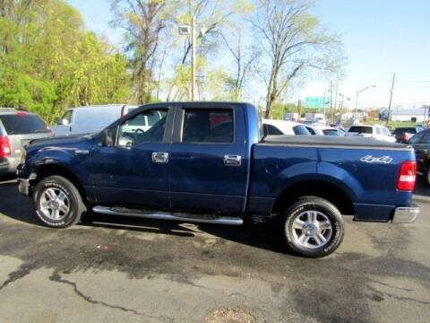 2008 Ford F-150 for sale at American Auto Group Now in Maple Shade NJ
