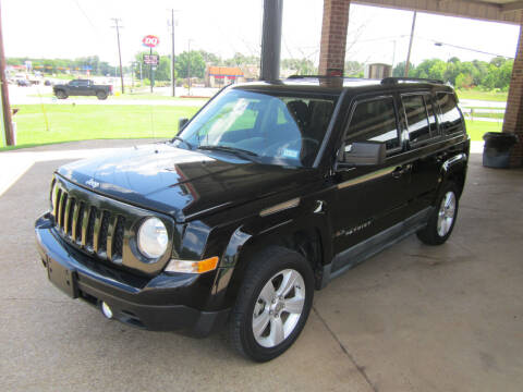 2012 Jeep Patriot for sale at Geaux Texas Auto & Truck Sales in Tyler TX