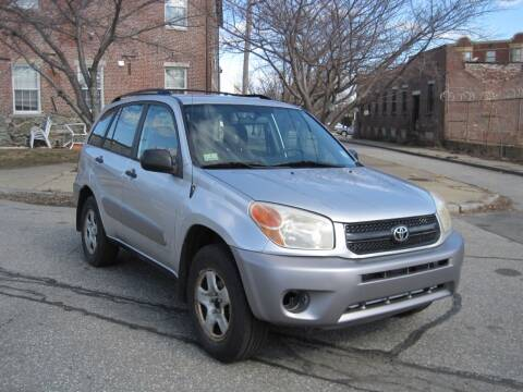 2004 Toyota RAV4 for sale at EBN Auto Sales in Lowell MA