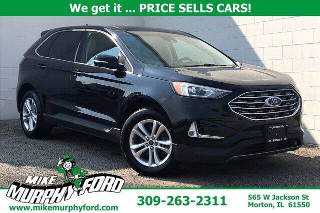 2019 Ford Edge for sale at Mike Murphy Ford in Morton IL