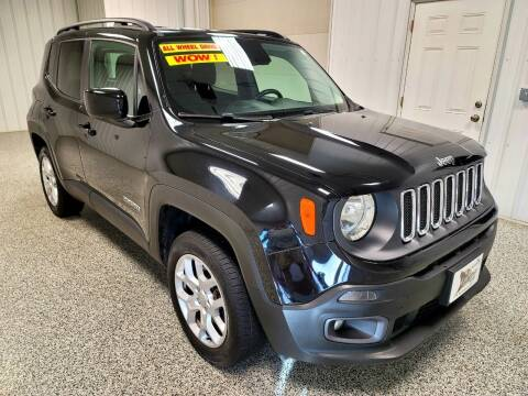 2016 Jeep Renegade for sale at LaFleur Auto Sales in North Sioux City SD