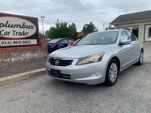 2010 Honda Accord for sale at Columbus Car Trader in Reynoldsburg OH