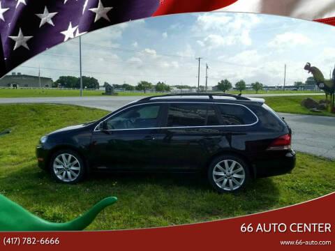 2014 Volkswagen Jetta for sale at 66 Auto Center in Joplin MO