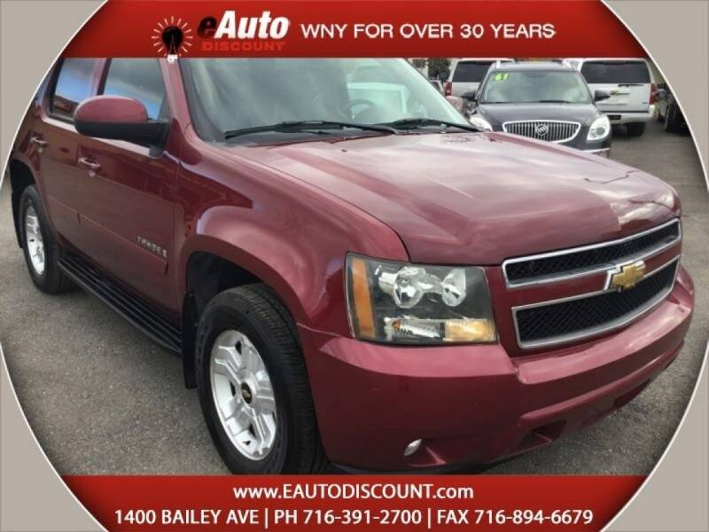 2007 Chevrolet Tahoe for sale at eAutoDiscount in Buffalo NY