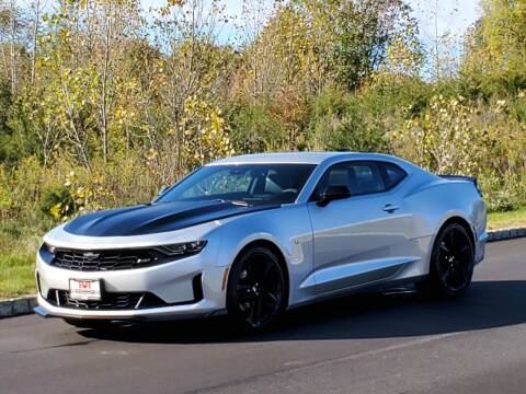 2019 Chevrolet Camaro for sale at R & R AUTO SALES in Poughkeepsie NY