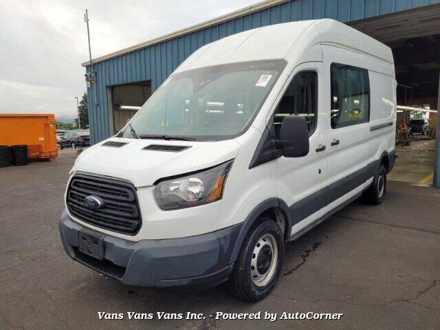 2017 Ford Transit Cargo for sale at Vans Vans Vans INC in Blauvelt NY