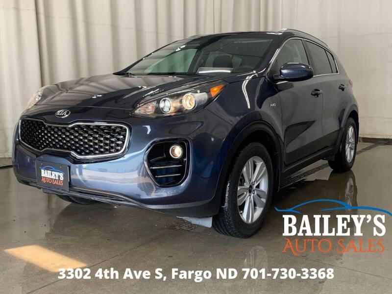 2018 Kia Sportage for sale at Bailey's Auto Sales in Fargo ND