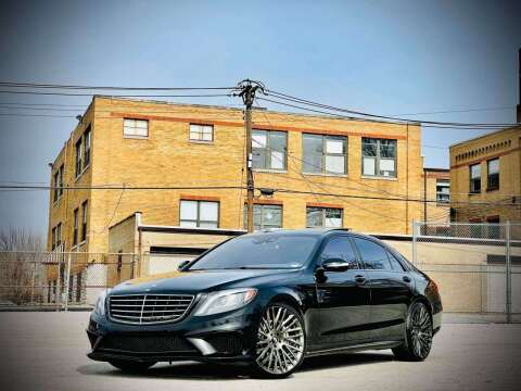 2014 Mercedes-Benz S-Class for sale at ARCH AUTO SALES in St. Louis MO
