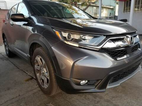 2017 Honda CR-V for sale at Ournextcar/Ramirez Auto Sales in Downey CA