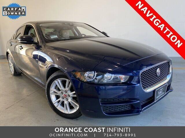 2017 Jaguar XE for sale at ORANGE COAST CARS in Westminster CA