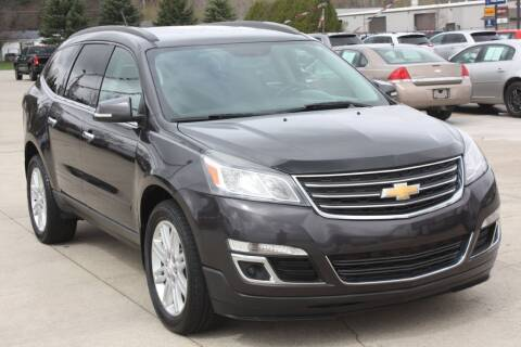 2014 Chevrolet Traverse for sale at Sandusky Auto Sales in Sandusky MI