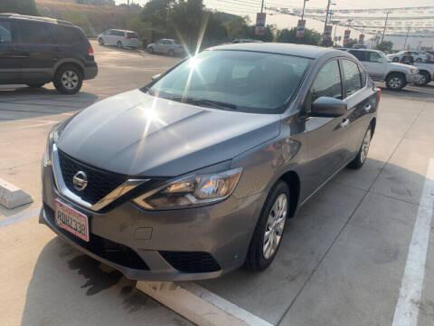 2018 Nissan Sentra for sale at Los Compadres Auto Sales in Riverside CA