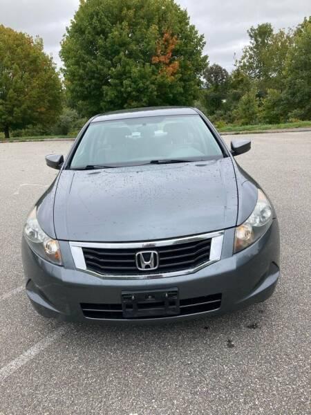 2010 Honda Accord for sale at V & R Auto Group LLC in Wauregan CT