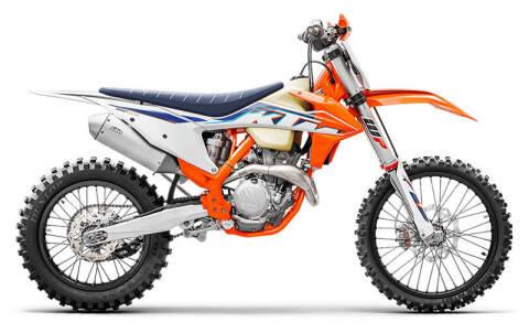 2022 KTM 350 XC-F