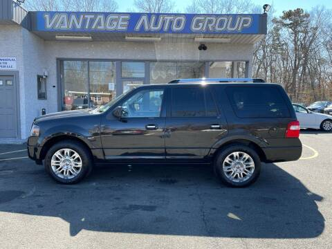 2011 Ford Expedition for sale at Vantage Auto Group in Brick NJ