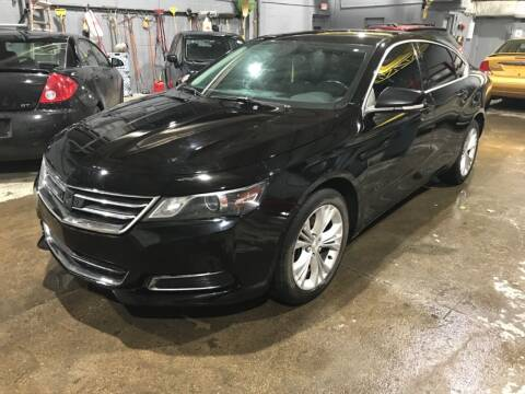 2014 Chevrolet Impala for sale at Square Business Automotive in Milwaukee WI