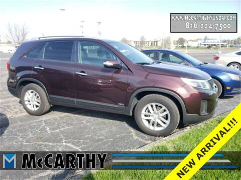 2015 Kia Sorento for sale at Mr. KC Cars - McCarthy Hyundai in Blue Springs MO