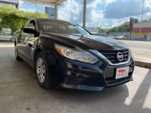 2018 Nissan Altima for sale at Hi-Tech Automotive - Congress in Austin TX