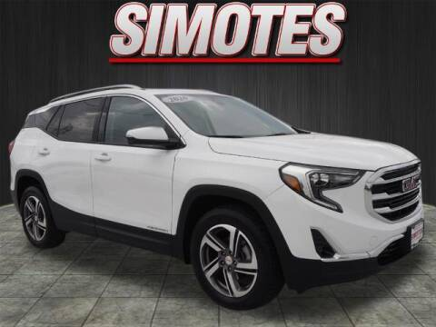 2020 GMC Terrain for sale at SIMOTES MOTORS in Minooka IL