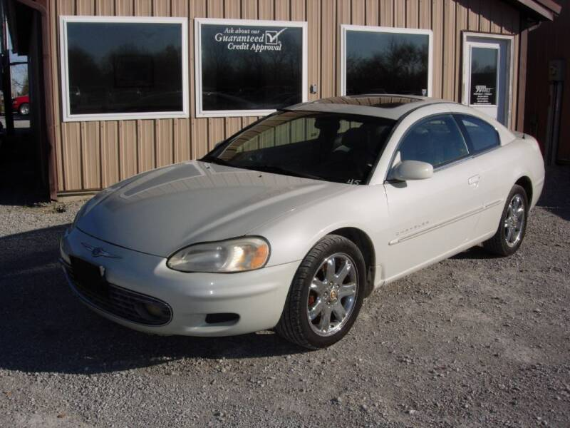 2001 Chrysler Sebring for sale at Greg Vallett Auto Sales in Steeleville IL