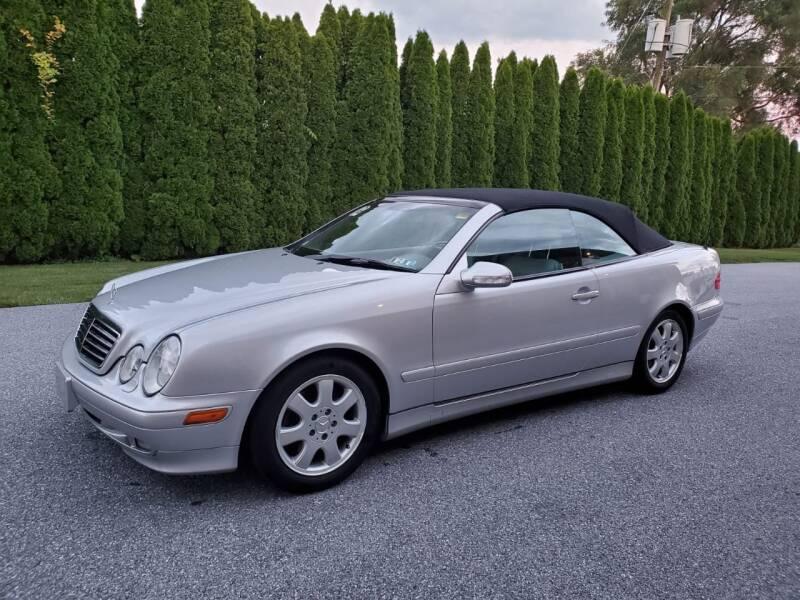 2002 Mercedes-Benz CLK for sale at Kingdom Autohaus LLC in Landisville PA