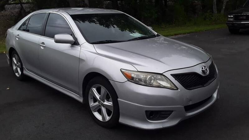 2011 Toyota Camry for sale at BEST BUY AUTO SALES in Thomasville NC