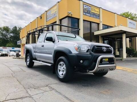 2015 Toyota Tacoma for sale at Royal Motors Inc in Kent WA