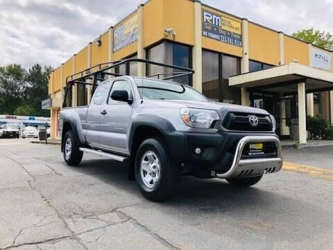 2015 Toyota Tacoma for sale at Royal Motors Inc in Kent WA