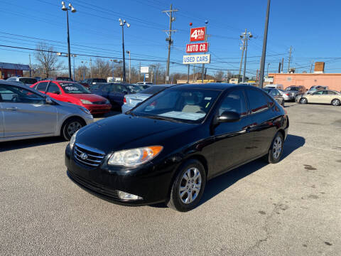 2010 Hyundai Elantra for sale at 4th Street Auto in Louisville KY