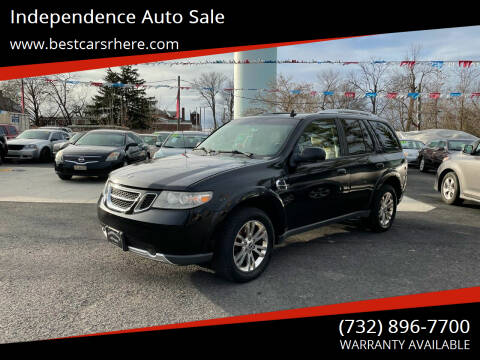 2009 Saab 9-7X for sale at Independence Auto Sale in Bordentown NJ