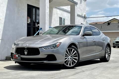 2016 Maserati Ghibli for sale at Fastrack Auto Inc in Rosemead CA