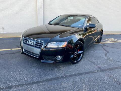2010 Audi A5 for sale at Carland Auto Sales INC. in Portsmouth VA