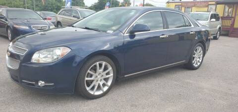 2012 Chevrolet Malibu for sale at AUTO NETWORK LLC in Petersburg VA