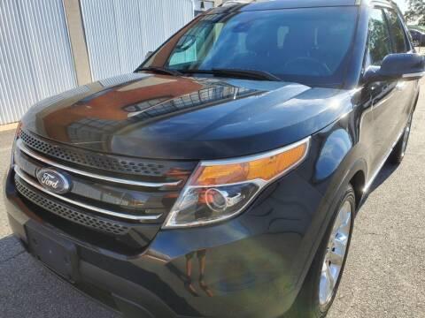 2014 Ford Explorer for sale at Atlanta's Best Auto Brokers in Marietta GA