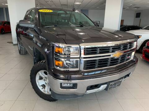 2015 Chevrolet Silverado 1500 for sale at Auto Mall of Springfield in Springfield IL