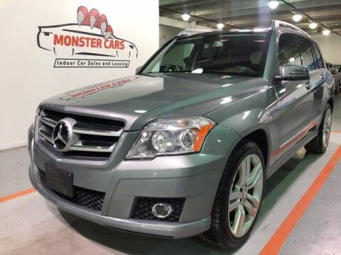 2012 Mercedes-Benz GLK for sale at Monster Cars in Pompano Beach FL