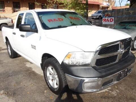 2013 RAM Ram Pickup 1500 for sale at R & D Motors in Austin TX