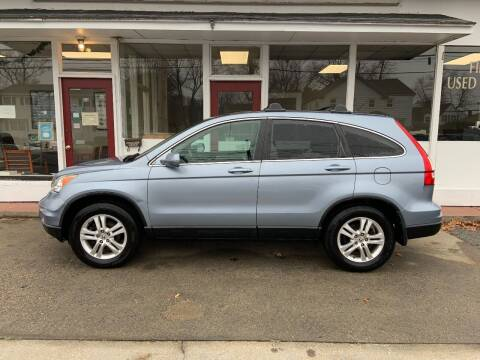 2010 Honda CR-V for sale at O'Connell Motors in Framingham MA