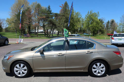 2008 Honda Accord for sale at GEG Automotive in Gilbertsville PA