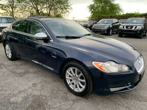 2010 Jaguar XF for sale at TD MOTOR LEASING LLC in Staten Island NY