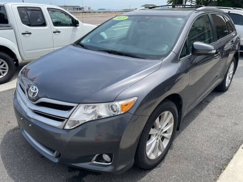 2013 Toyota Venza for sale at Quincy Shore Automotive in Quincy MA