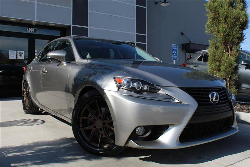 2014 Lexus IS 250 for sale at UNITED AUTO in Millcreek UT