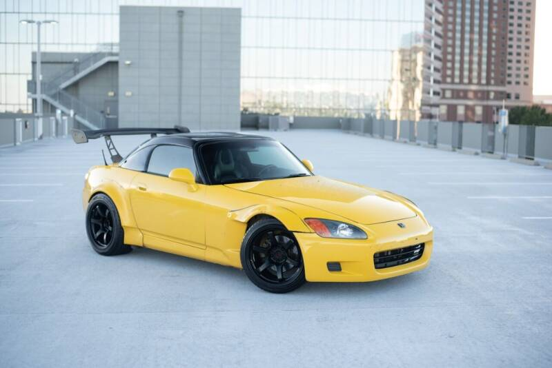 2001 Honda S2000 for sale at Car Match in Temple Hills MD