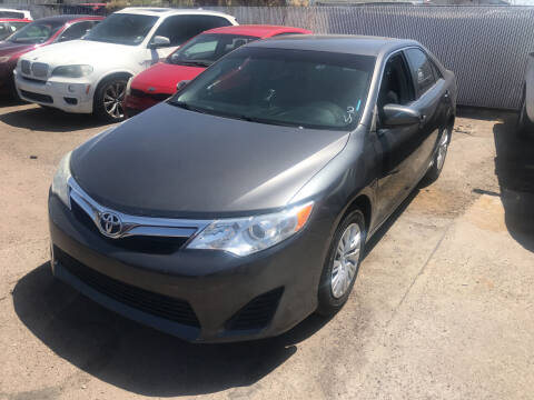 2013 Toyota Camry for sale at Town and Country Motors in Mesa AZ